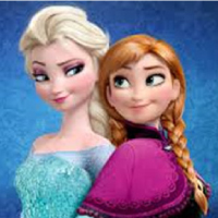 Picture of the Frozen Princesses