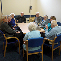 Photograph of Reminiscence Group