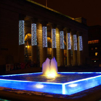 Photograph of Sheffield City hall
