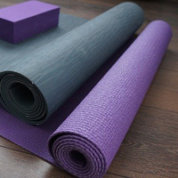 Photo of some exercise mats