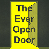 Image of The Ever Open Door cover.
