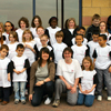 Photo of children from Actionnaires multi sport group