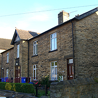 Photogrpah of Overend Cottages