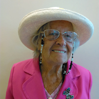 Photograph of Sheila